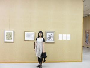 戦争と平和展作品1
